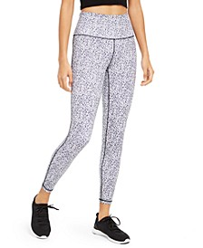 Leopard-Print High-Waist Leggings, Created for Macy's