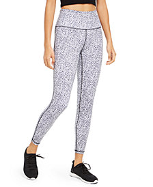 Ideology Leopard-Print High-Waist Leggings, Created for Macy's