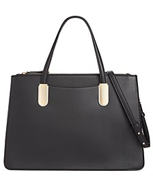 Multi Zip Satchel, Created for Macy's