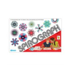 Spirograph Deluxe Retro Craft Drawing Kit