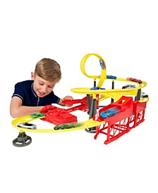 Typhoon Stunt Race Track Play Set