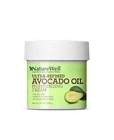 Ultra Refined Avocado Oil Moisturizing Cream, 10 oz