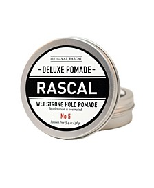 Deluxe Pomade 5, Wet Look or Strong Hold, 3.4 oz