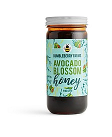 Avocado Blossom Honey Set of 2
