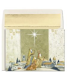 Masterpiece Offering Gifts Holiday Boxed Cards