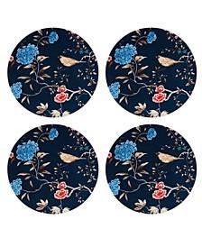 Sprig & Vine Accent Plate Set/4