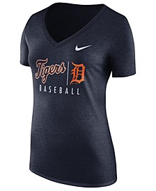 Women's Detroit Tigers Practice T-Shirt