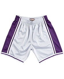 Men's Los Angeles Lakers Platinum Swingman Shorts