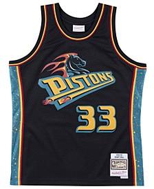 Men's Detroit Pistons Rings Swingman Jersey