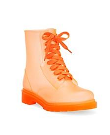 Rikie Translucent Rain Boots