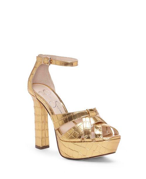 Jessica Simpson Mishka Platform Dress Sandals