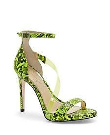 Rayli Asymmetric Dress Sandals