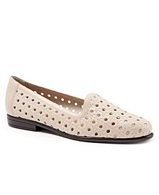 Liz Open Weave Slip On