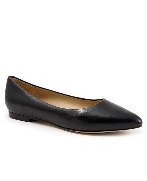 premium selection a few days away huge sale Trotters Estee Flat & Reviews - Flats - Shoes - Macy's