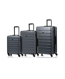 Fire Hardside Luggage 3-Pc. Set
