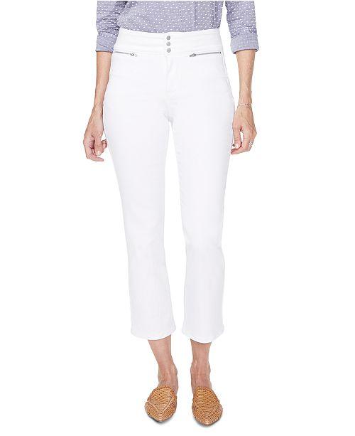 NYDJ Cropped Slim Marilyn Pants