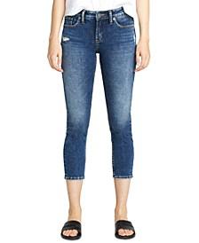 Elyse Slim Cropped Jeans