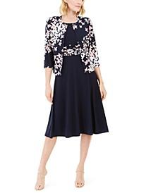 Floral Jacket & Dress