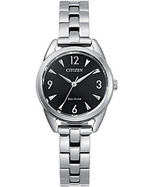 Drive From Citizen Eco-Drive Women's Stainless Steel Bracelet Watch 27mm