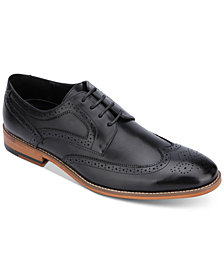 Kenneth Cole Reaction Men's Blake Wingtip Oxfords