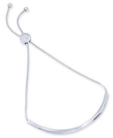 Twist Bar Slider Bracelet, Created for Macy's