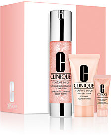 Clinique 3-Pc. Skincare Specialists Supercharged Hydration Set, Created for Macy's
