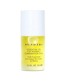 Sundari Essential Oil For Normal, Combination Skin