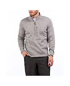 Fleece Pullover Sweater