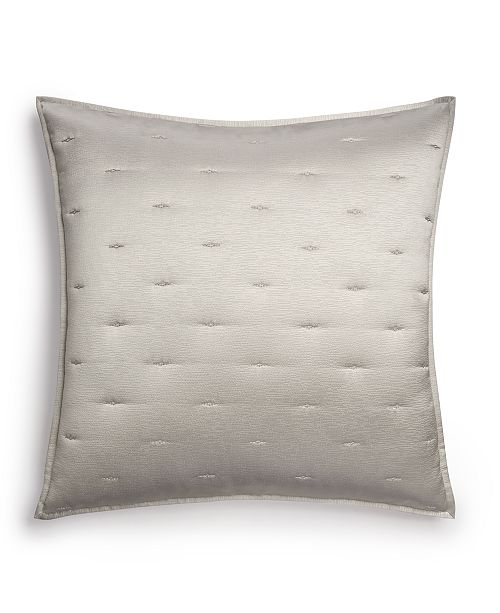 Hotel Collection Primativa Quilted European Sham, Created for Macy's