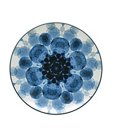 Colorwave Blue Dapple Accent Plate