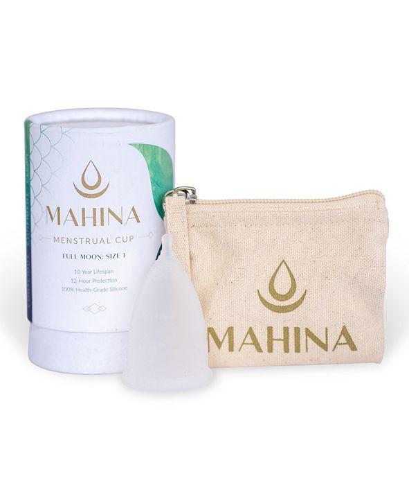 Mahina Cup Mahina Menstrual Cup Full Moon, Size 1 ...