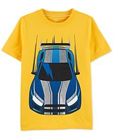 Little & Big Boys Car-Print Cotton T-Shirt