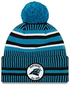 Boys' Carolina Panthers Home Sport Knit Hat