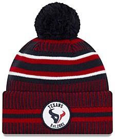 Boys' Houston Texans Home Sport Knit Hat