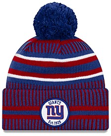 Boys' New York Giants Home Sport Knit Hat