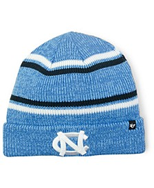 North Carolina Tar Heels Marled Stripe Cuff Knit Hat