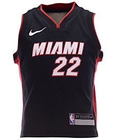 Toddlers Jimmy Butler Miami Heat Icon Replica Jersey