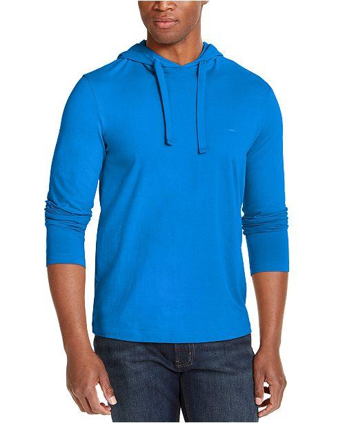 Michael Kors Men's Luxe Cotton Hoodie