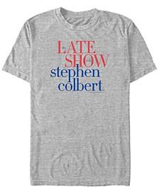 Stephen Colbert Short Sleeve T- shirt