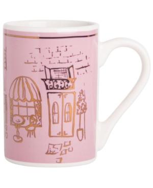 Home Essentials Adore Paris Lavender Mug, Created for Macy's
