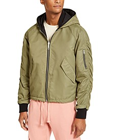 Men's Lewis Hamilton Reversible Hooded Jacket