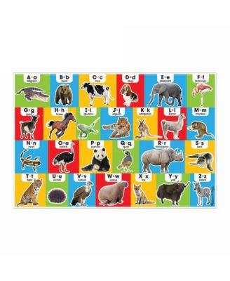 Melissa and Doug 24-Piece Animal Alphabet Floor Puzzle