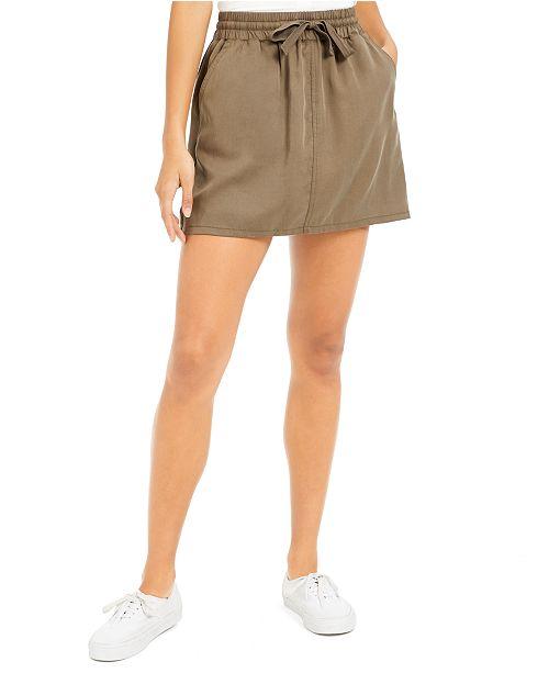 Love, Fire Juniors' Utility Skirt