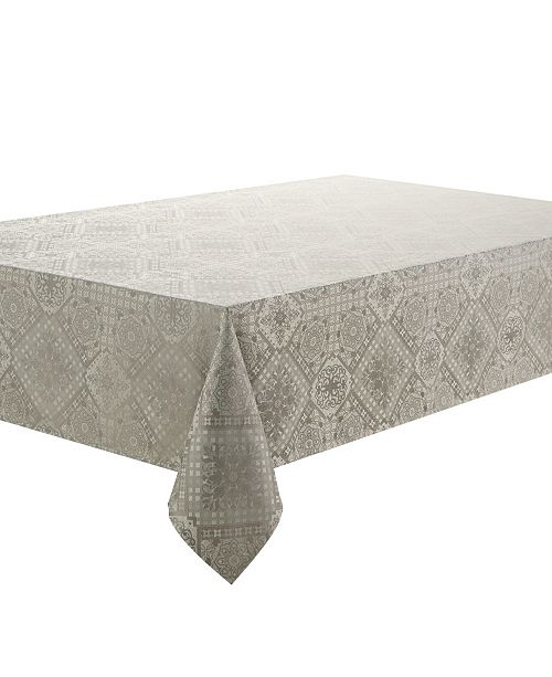 """Waterford Winslow 70"""" x 144"""" Tablecloth"""
