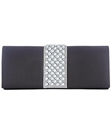 Pearl Ribbon Clutch, Created for Macy's