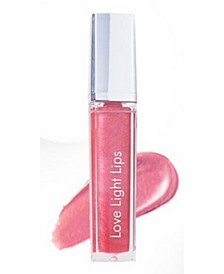 Love Light Lips Lighted Lip Gloss - Peace