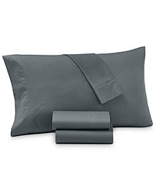 Sleep Soft Viscose from Bamboo 3-Pc. Twin Sheet Set, 300-Thread Count, Created for Macy's