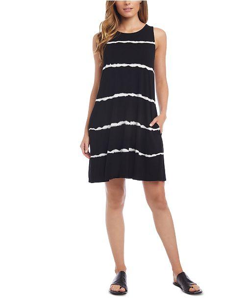 Karen Kane Chloe Tie-Dyed Dress