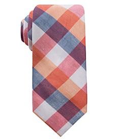 Men's Paxon Check Slim Tie, Created for Macy's