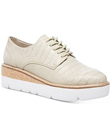 Women's Wrenley Flatform Oxfords